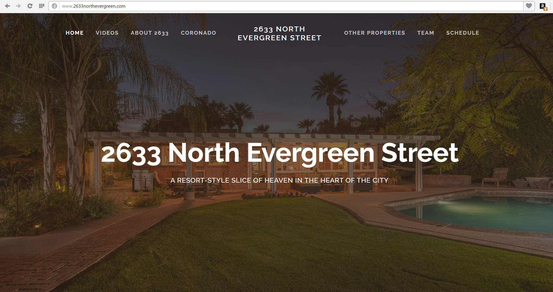 2633 North Evergreen - Click here to visit the website