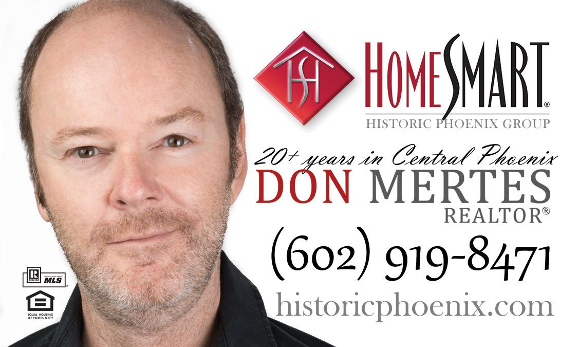 Don Mertes, Historicphoenix.com (602) 919-8471