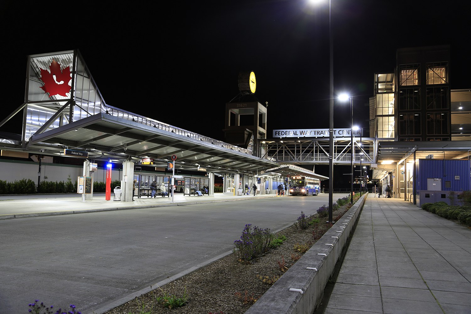 fed way bus station
