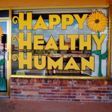 Happy Healthy Human