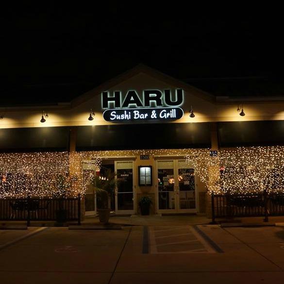 Haru Sushi Bar & Grill