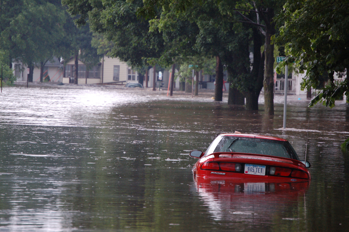 The $450 Question: Should I get Flood Insurance?