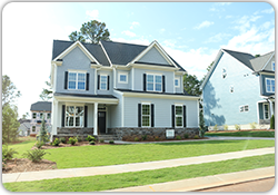Logans Manor Holly Springs Homes