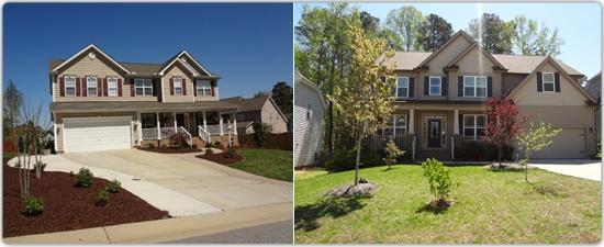 Carrington Estates Holly Springs Nc Real Estate