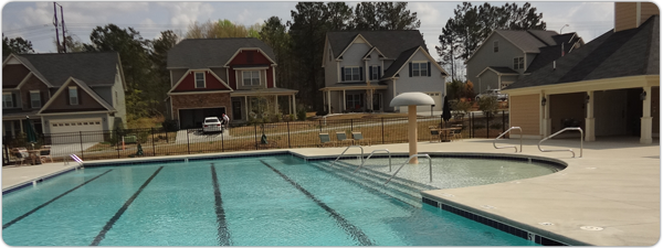 Forest Springs pool