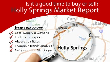 Holly Springs Market Stats