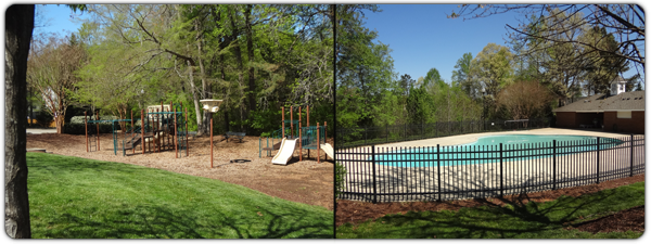Valleyfiel Pool and Playground