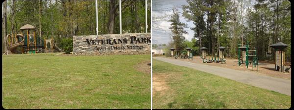 Windcrest Vets Park
