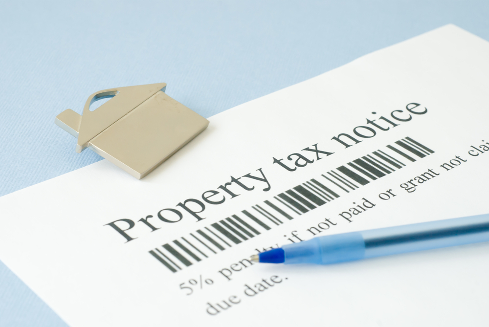 Appeal my property tax bill