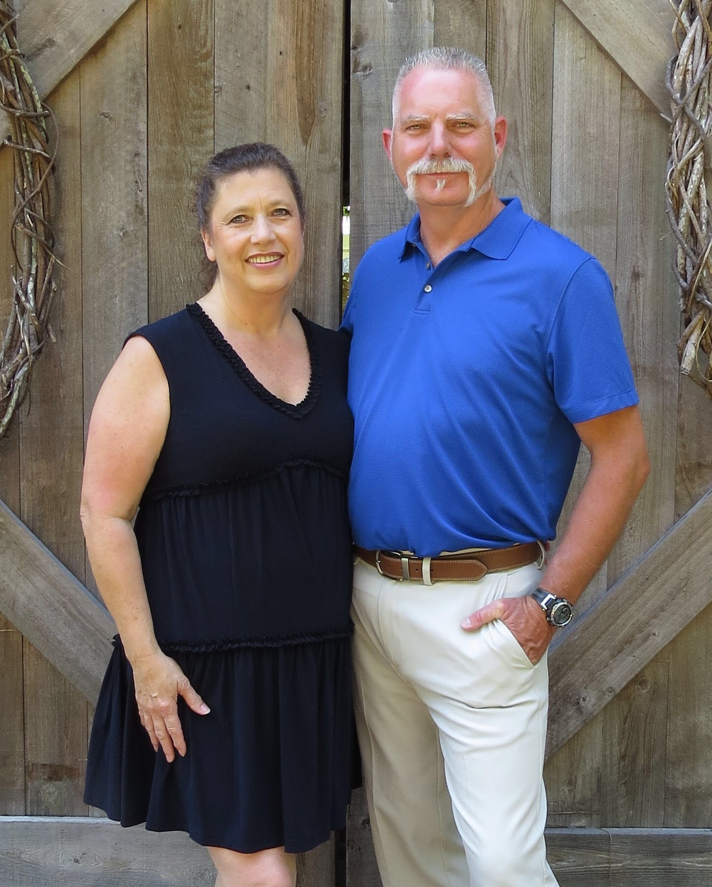 Dale and Sandra Green at HomeGate Real Estate