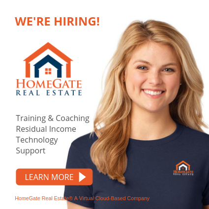 Now Hiring Brokers and Agents
