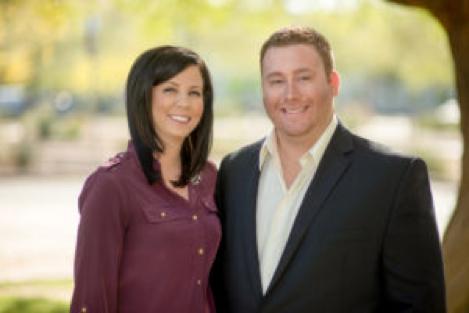 Megan and Jason
