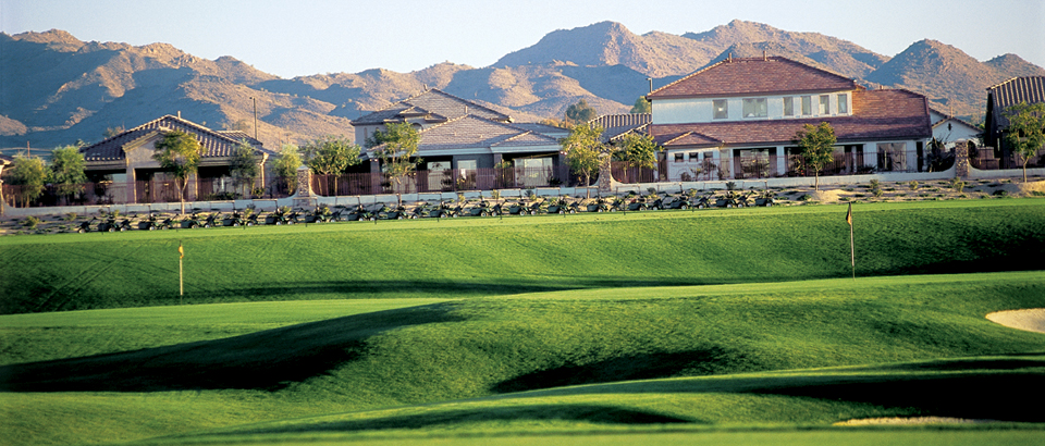Seville Golf Course - Gilbert Arizona