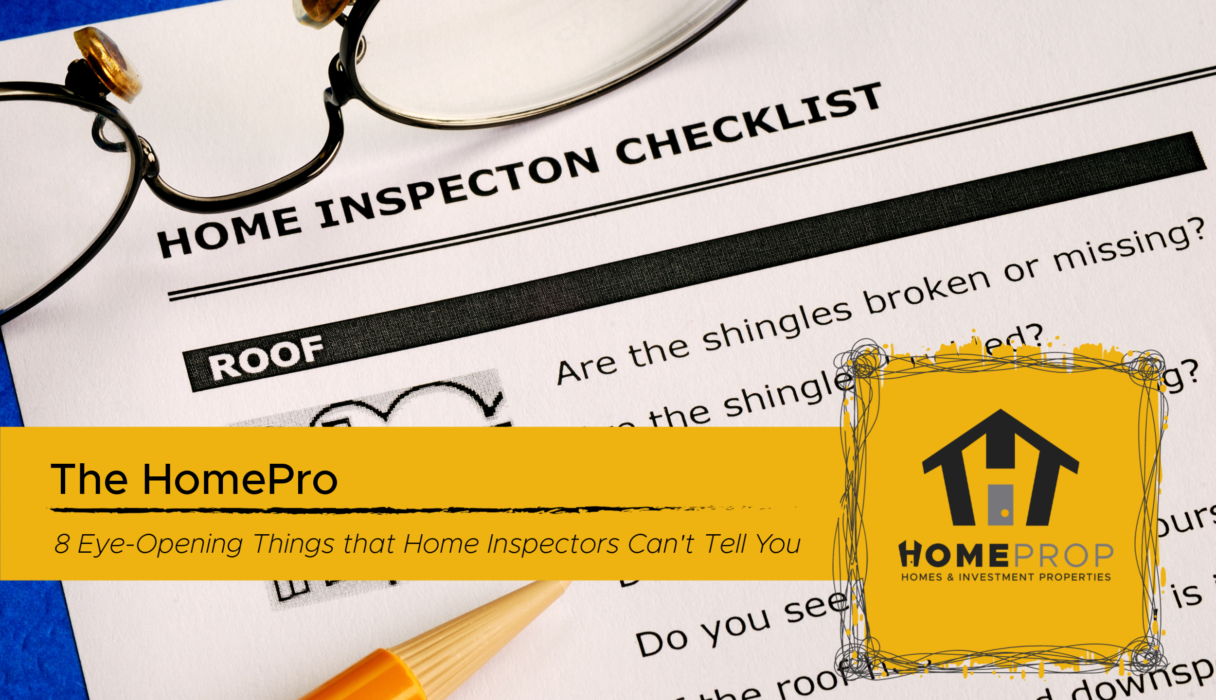 Things that Inspectors Can't Tell You