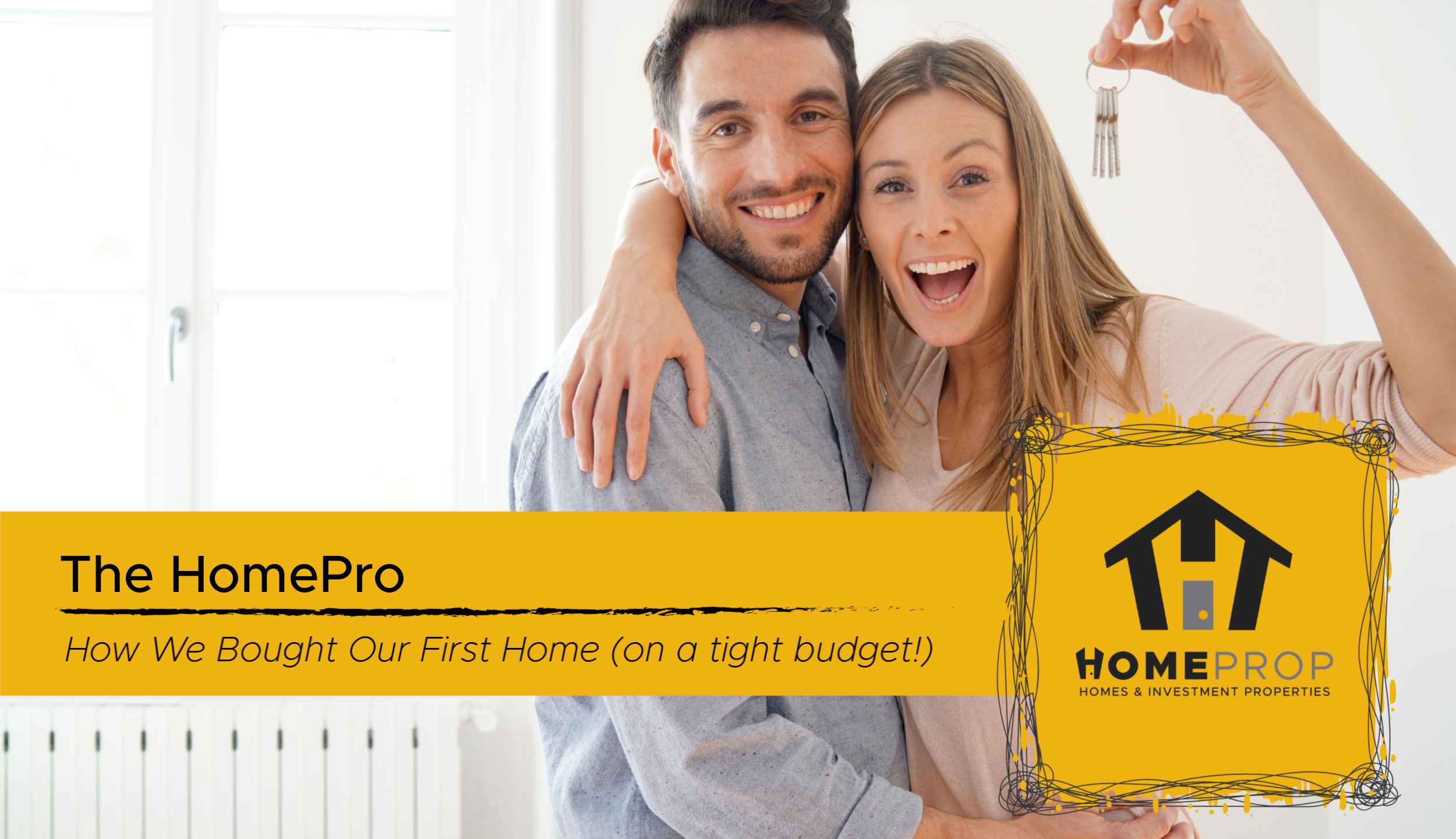 Buying a home on a tight budget