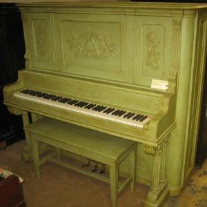 Home Fails - Antiqued Piano