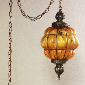 Home Fail - Light on a chain