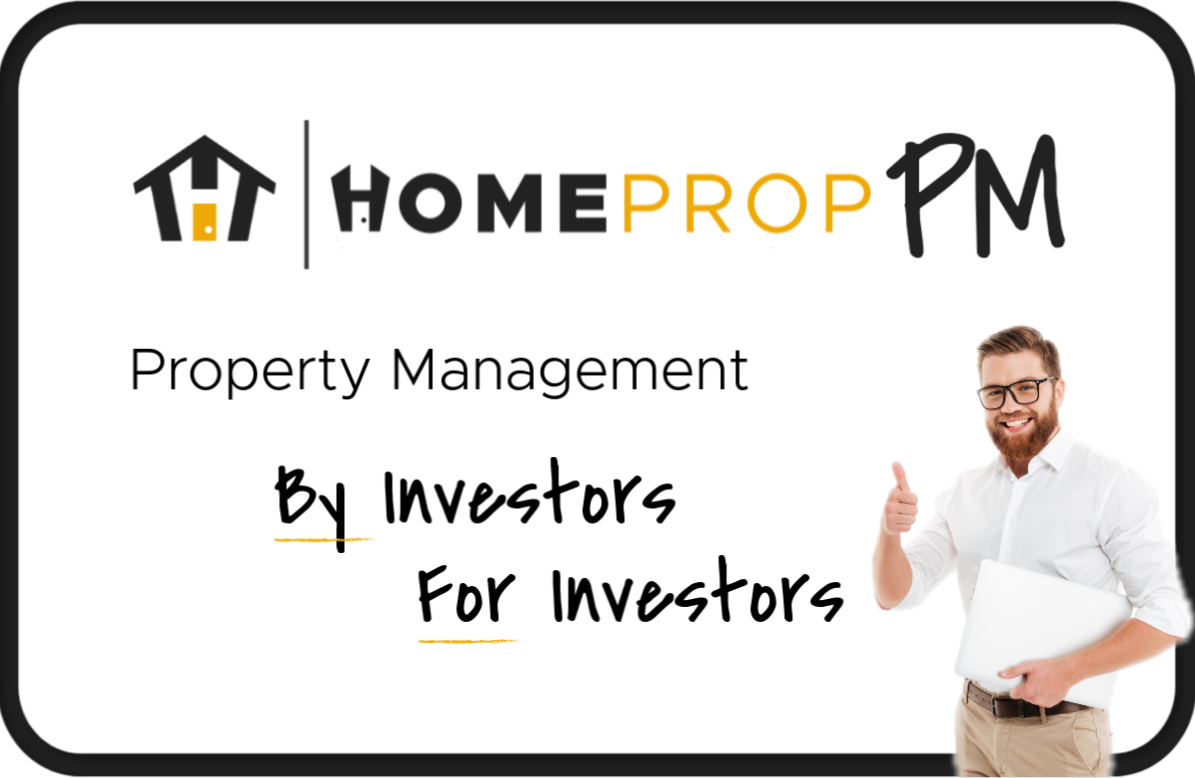 HomePropPM. Property Management By Investors For Investors