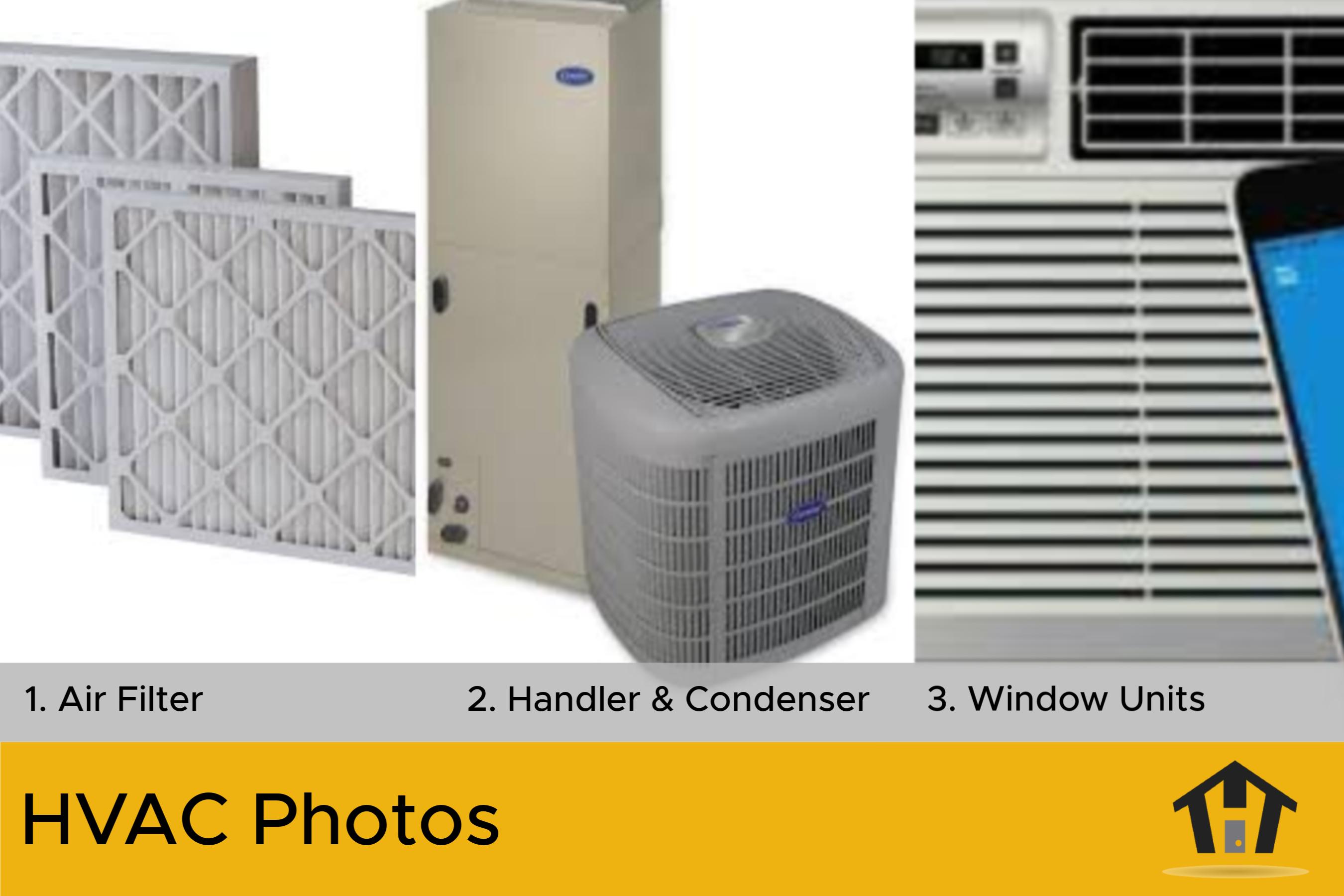 HVAC Photos - The Self-Inspect Program