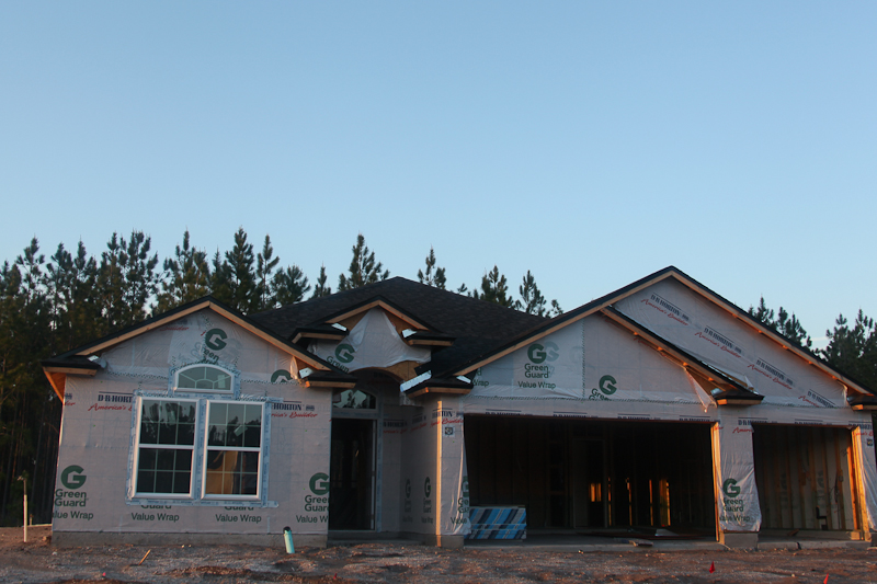 new home jacksonville