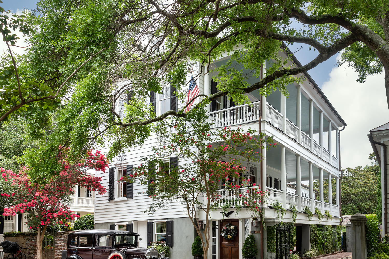 66 Church Street, Charleston, SC 29401 Historic Home