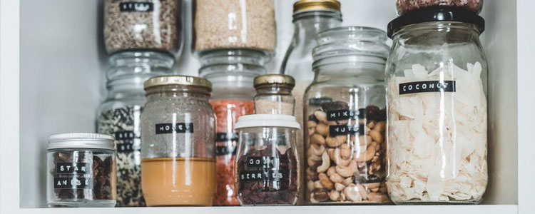 Organize Your Pantry In 7 Easy Steps