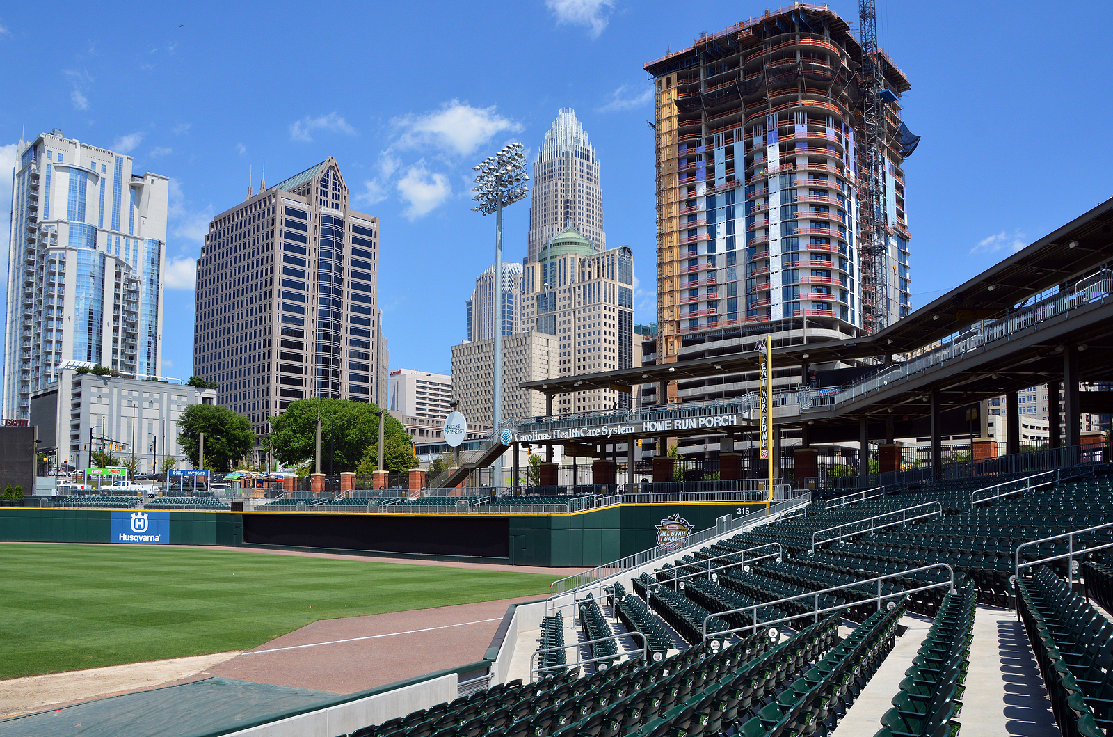 Charlotte Ranked No. 2 For Economic Growth Potential