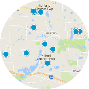 Highland Real Estate Map Search