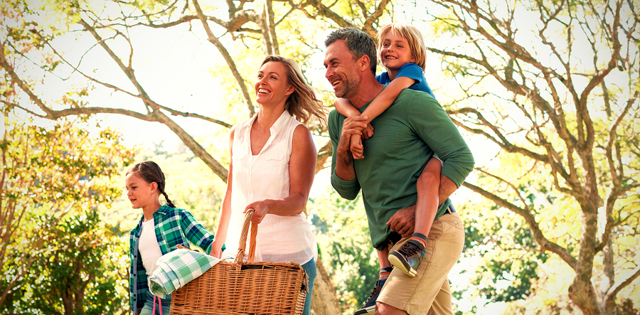 Richlands homes are great for families.