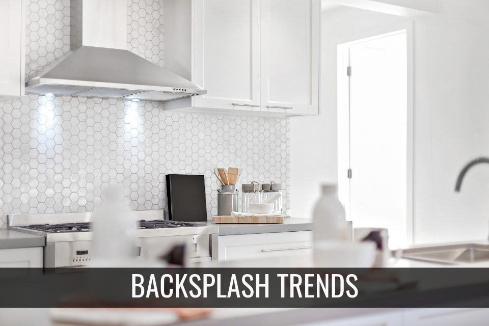 2020 Kitchen Trends.Kitchen Backsplash Trends For 2020