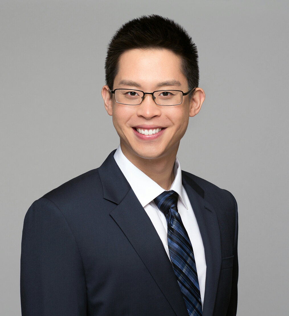 Realtor Jonathan Pang