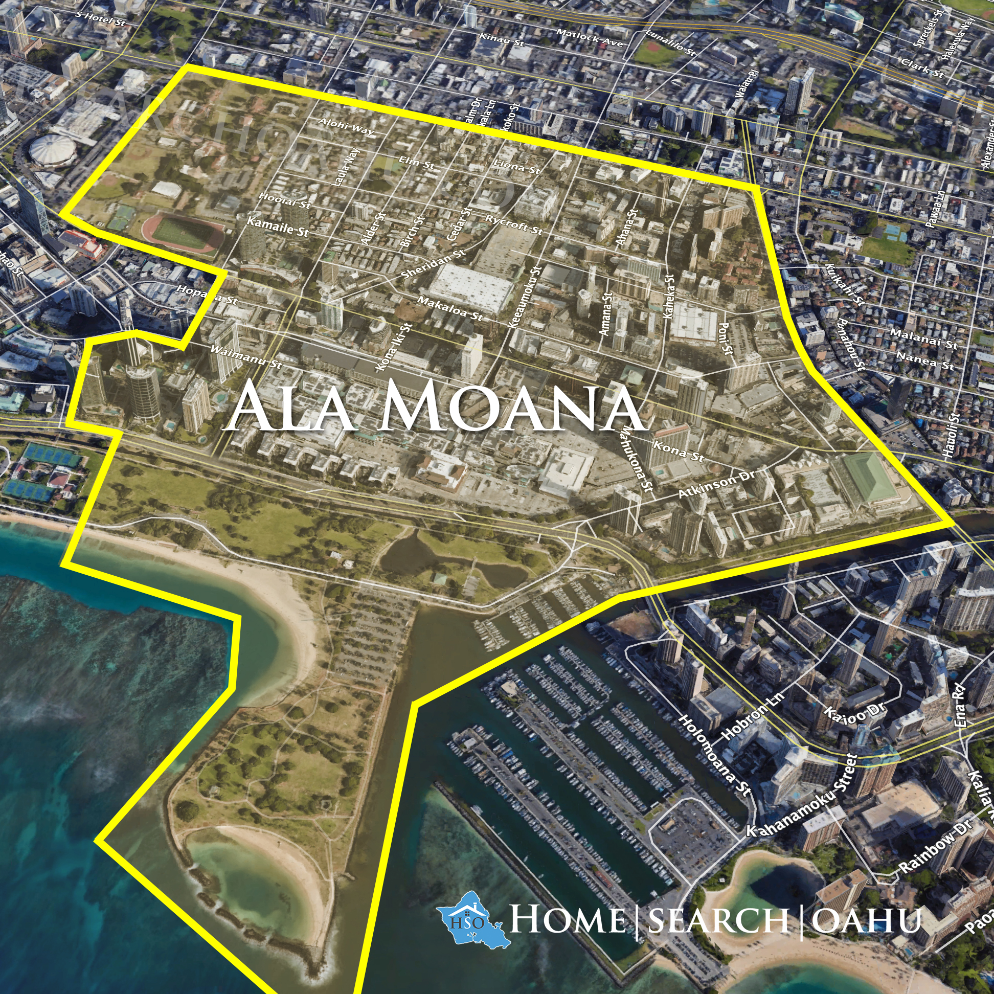 Ala Moana Neighborhood