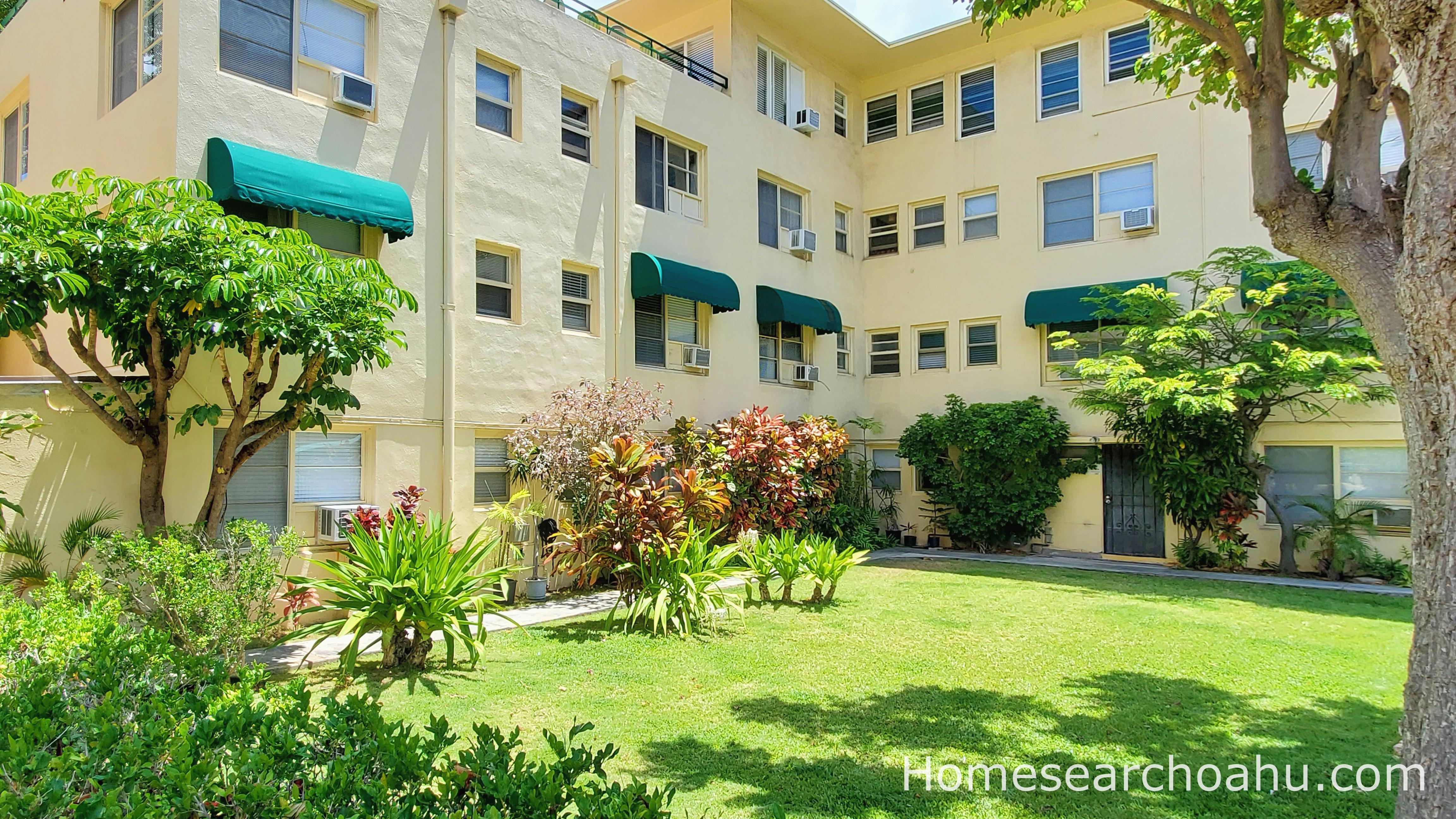 Commodore Waikiki Garden