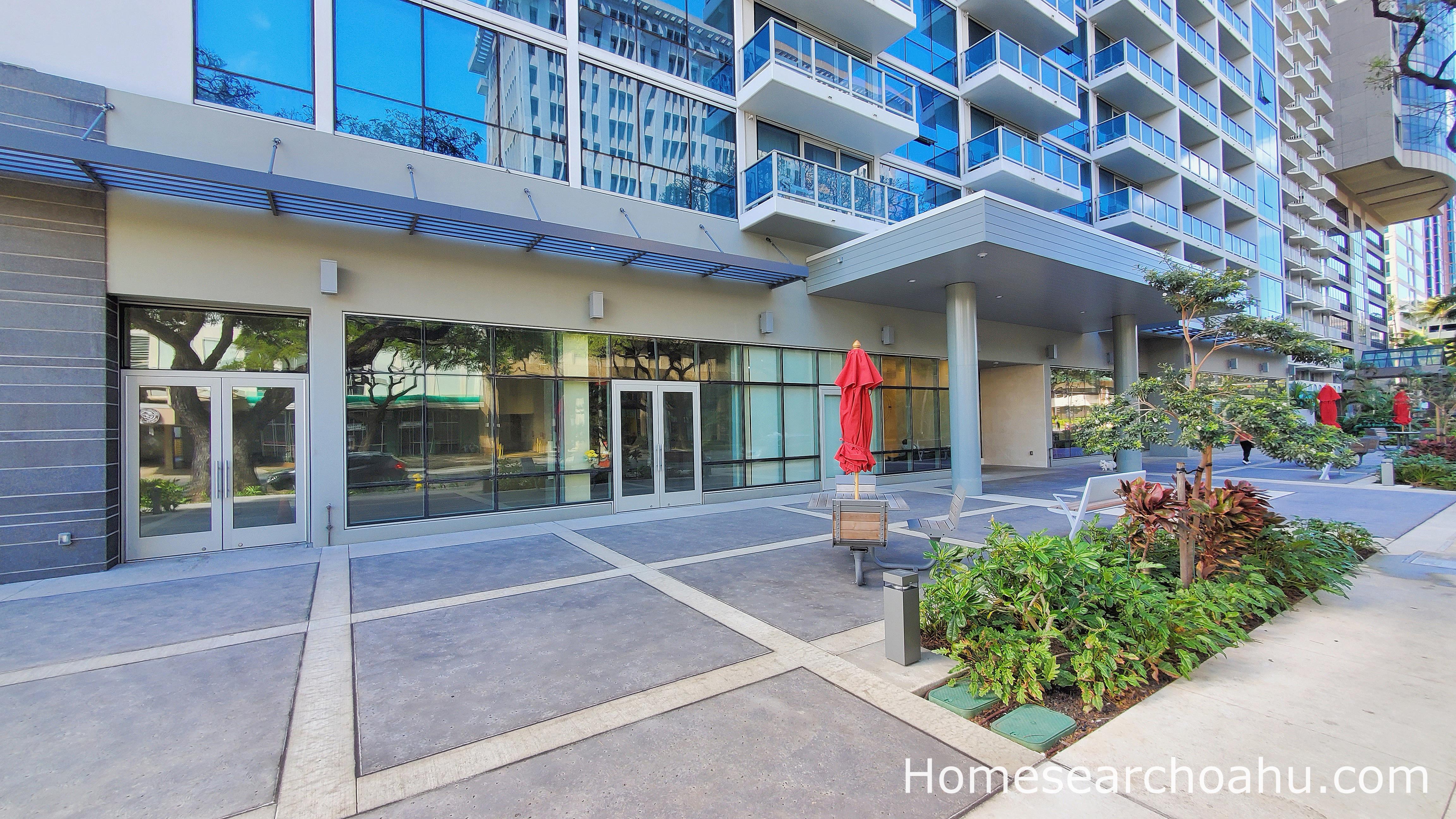 Kapiolani Residence Commercial Retail