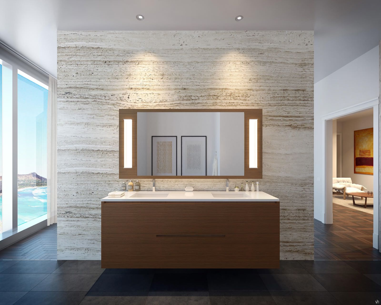 Anaha Penthouse Bathroom