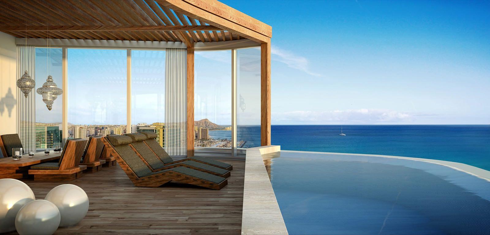 Anaha Penthouse Pool