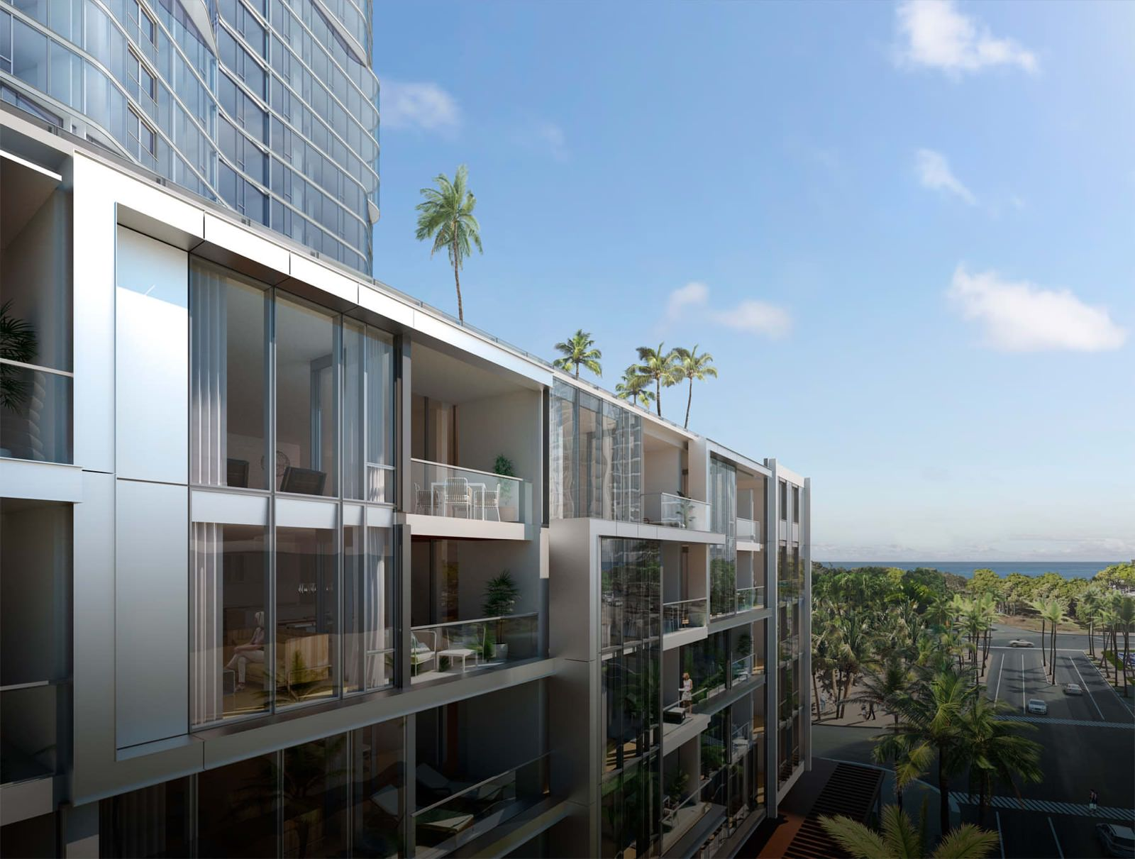 Penthouse Townhome