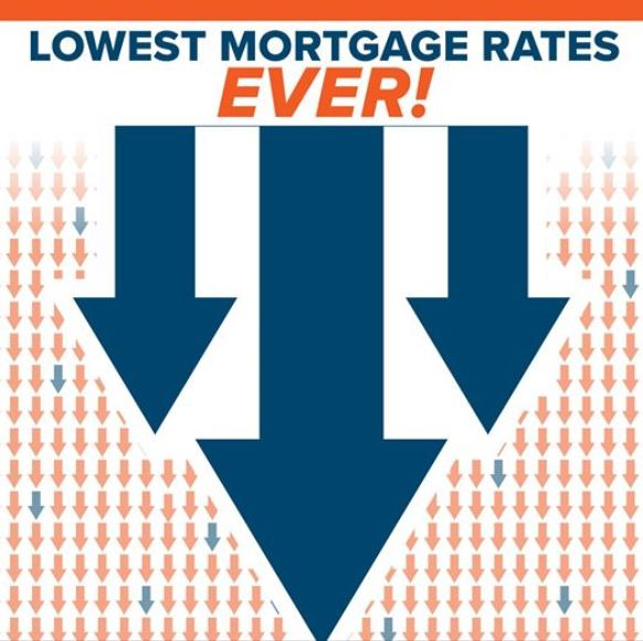 Historic Level Low Interest Rates