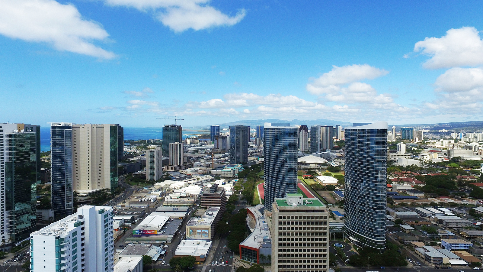 Hawaii Ocean Plaza Ewa View