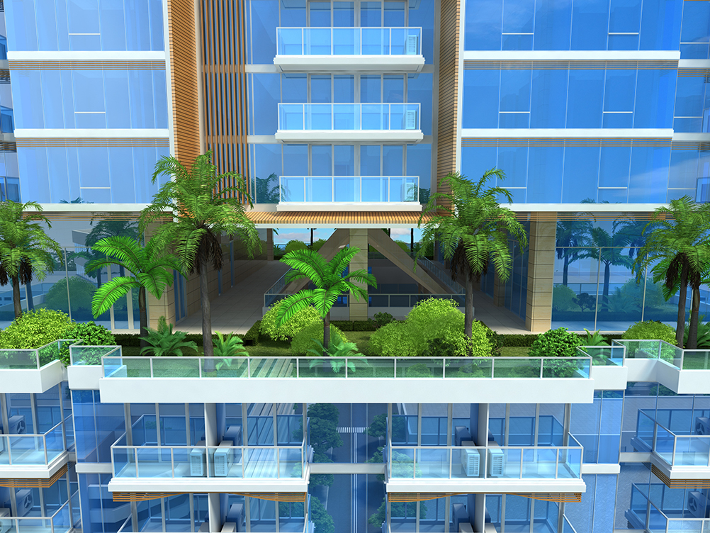 Hawaii Ocean Plaza Amenity Level