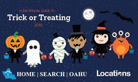 Halloween in Oahu