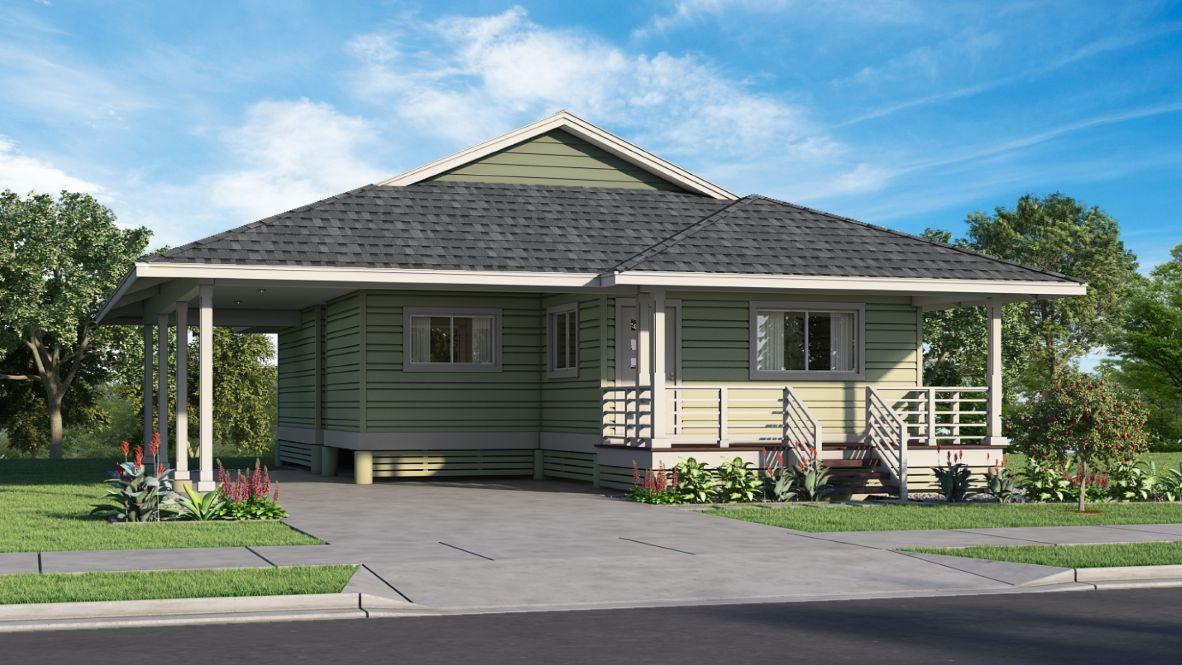 Cottages at Mauna'olu