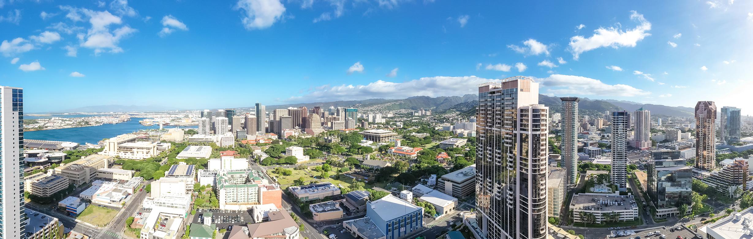 Ililani Ewa/Mountain View 38th Floor