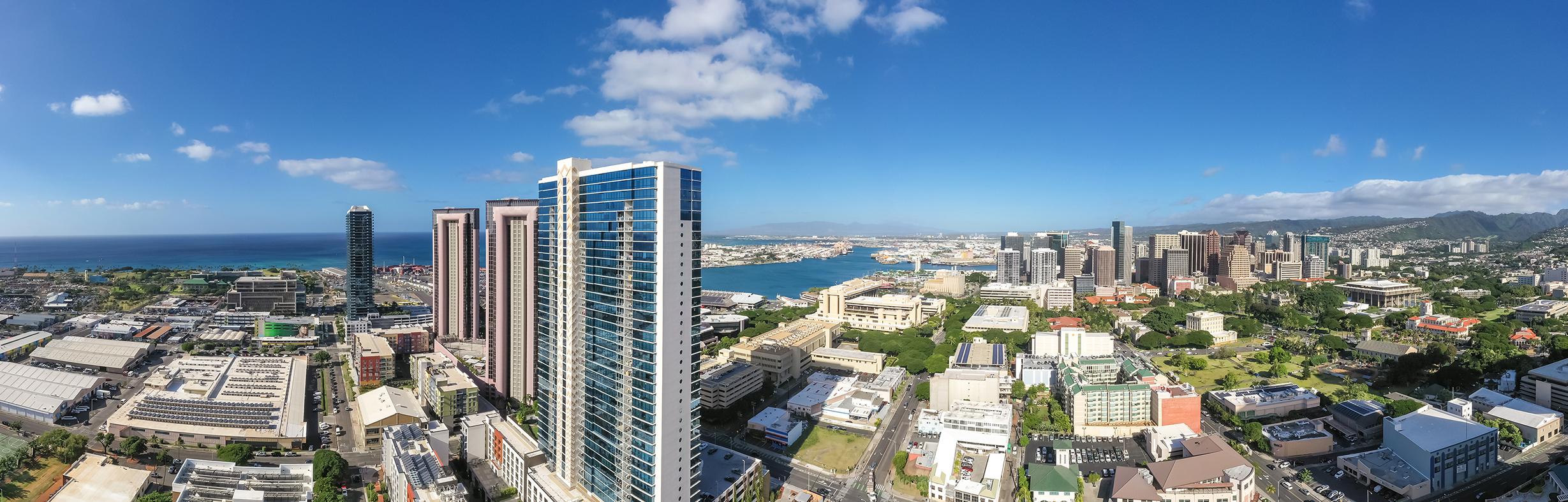 Ililani Ocean/Ewa View 38th Floor