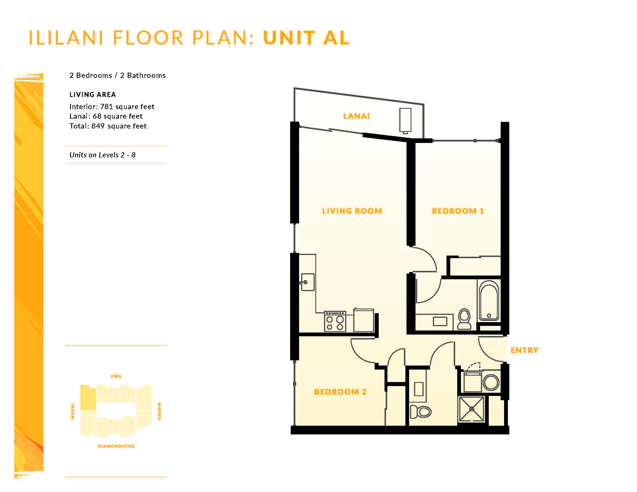 Ililani Floor Plan AL