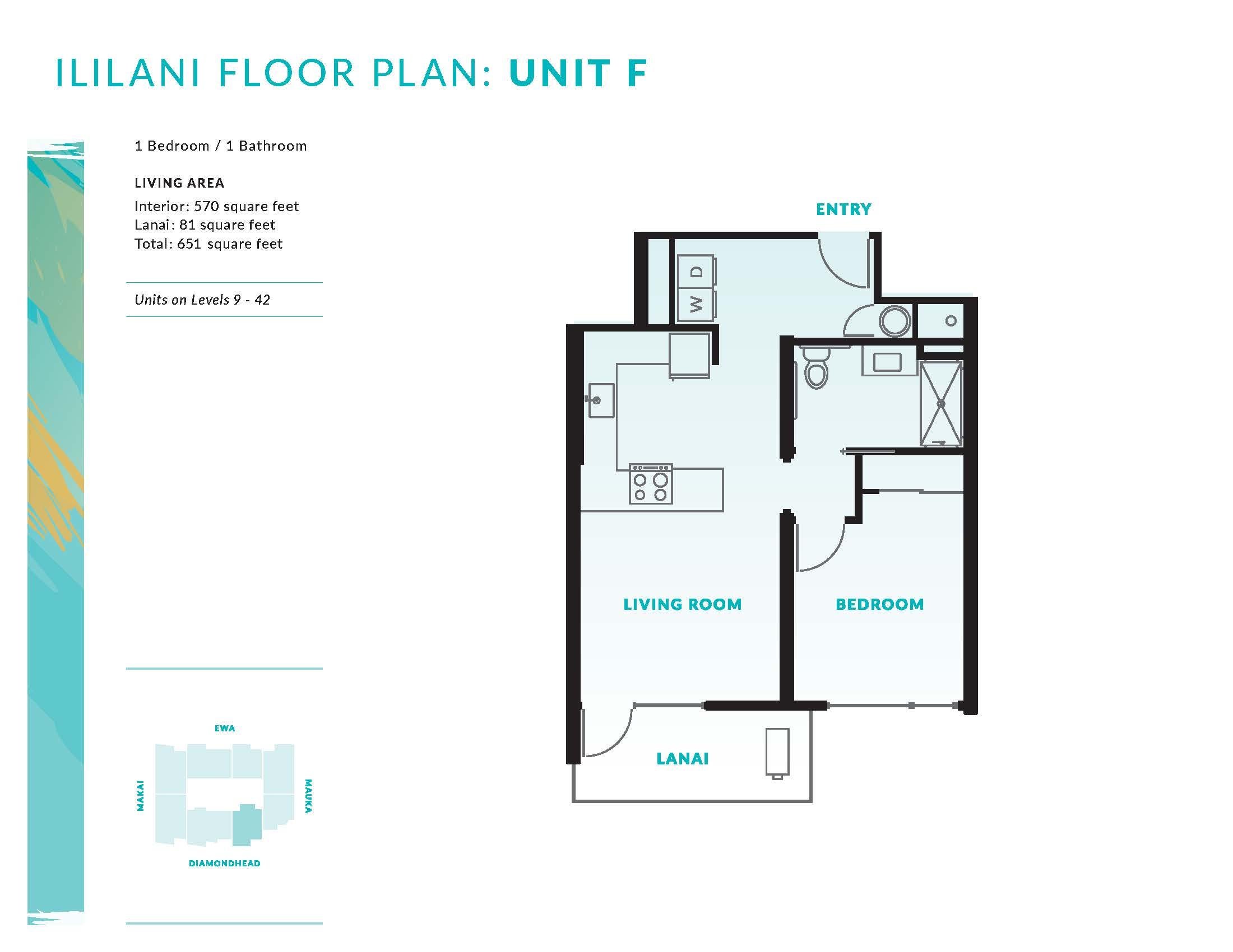 Ililani Floor Plan F