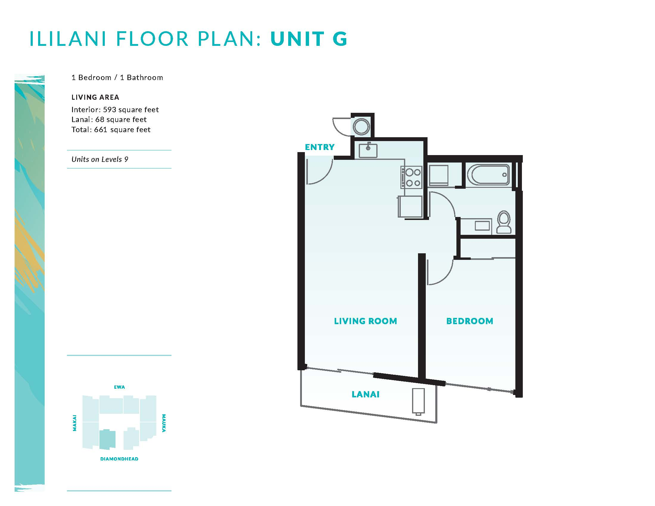 Ililani Floor Plan G