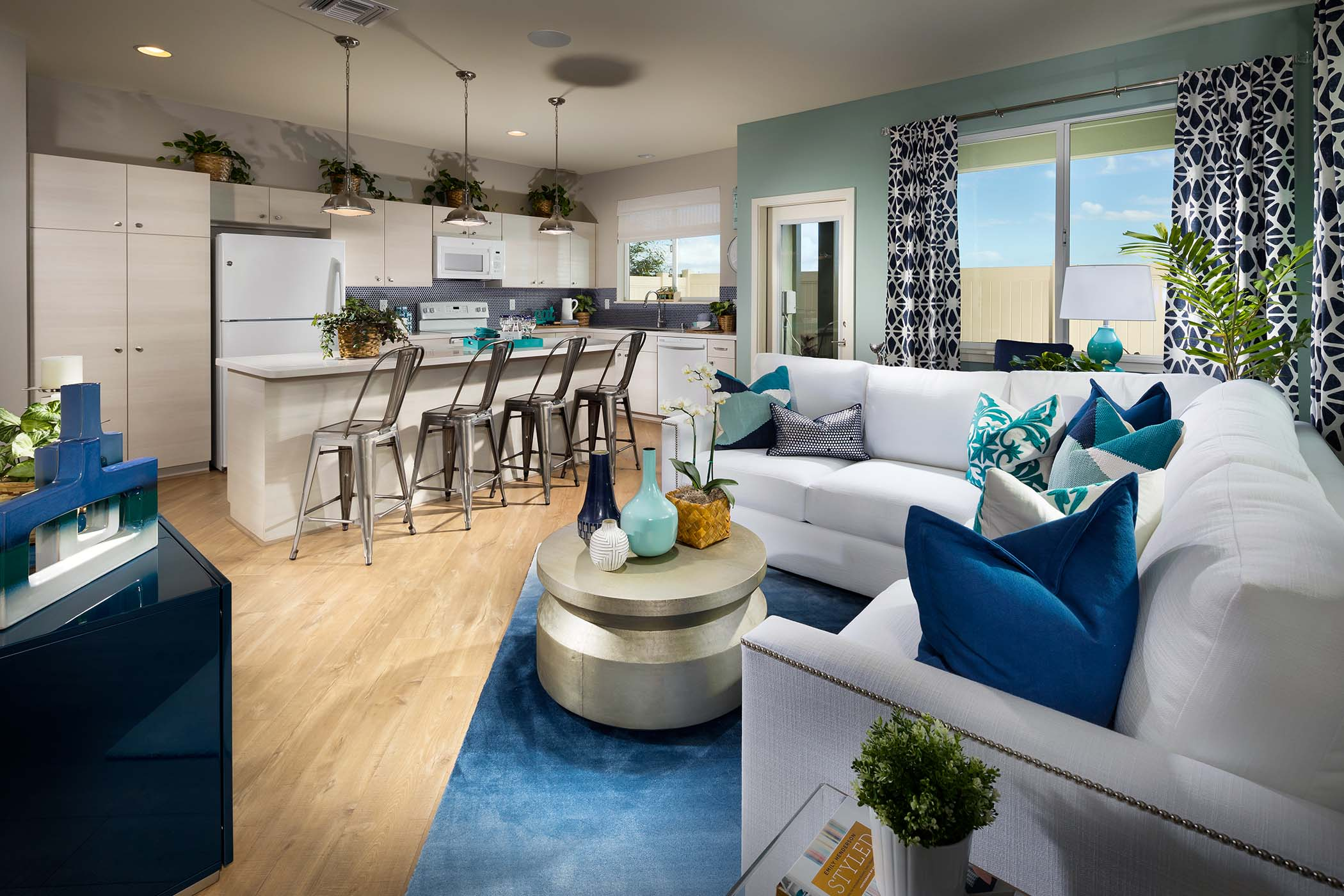 Seabridge Living Room