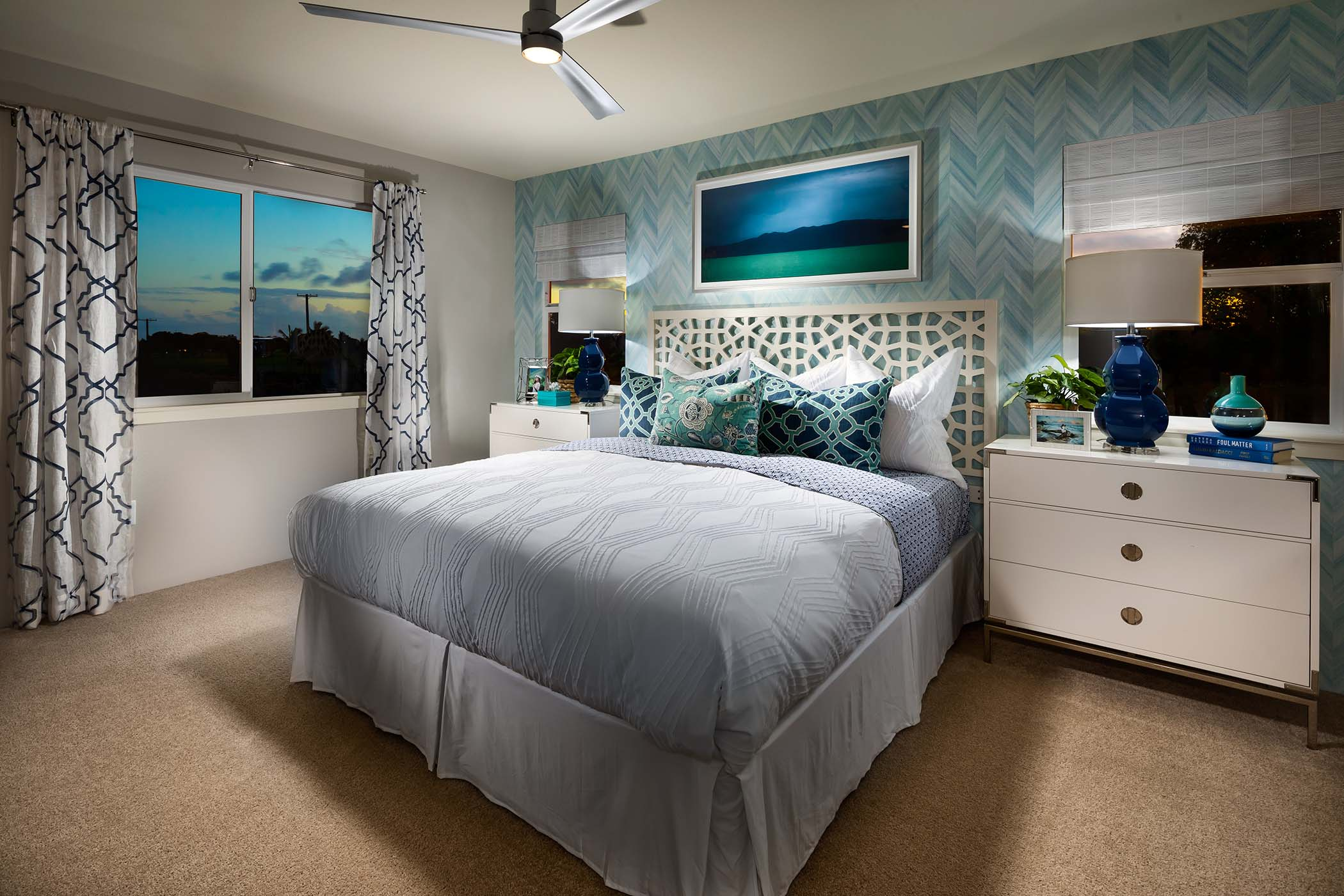 Seabridge Bedroom Rendering