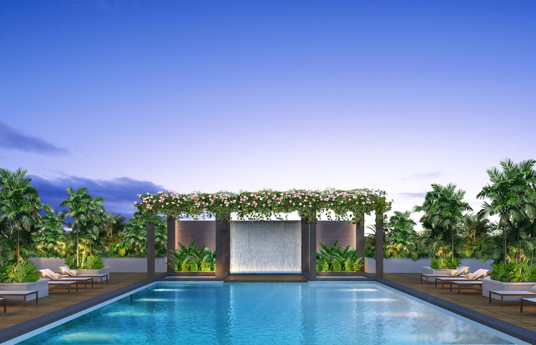 Sky Ala Moana Pool